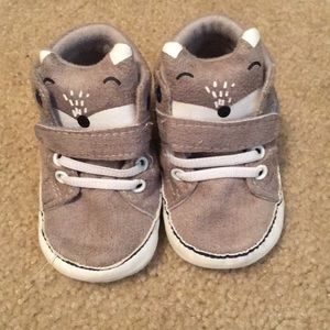 Baby shoes size 1.